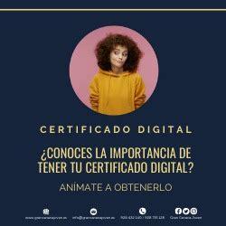 Certificado Digital | Gran Canaria Joven   Consejería de ...