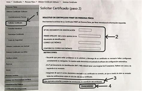 Certificado electrónico o digital. Solicitarlo con Casadeley