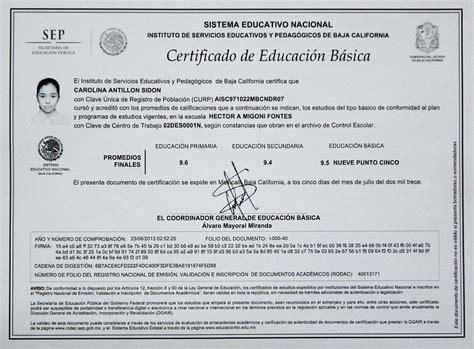 Certificados escolares gratis   Imagui