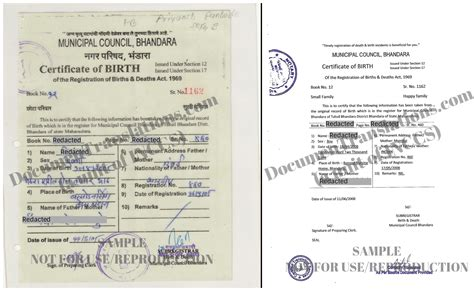 Certified and Notarized Marathi to English translation of ...