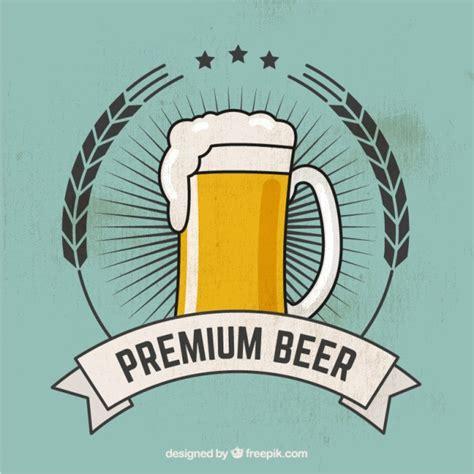 Cerveza premium   Descargar Vectores gratis