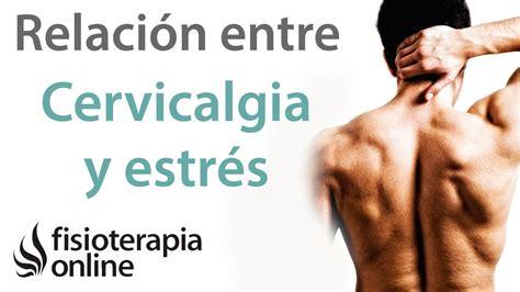 Cervicalgia o dolor cervical a lado derecho y su relación ...