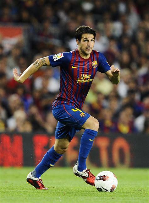 Cesc Fabregas Photos Photos   FC Barcelona v CA Osasuna ...
