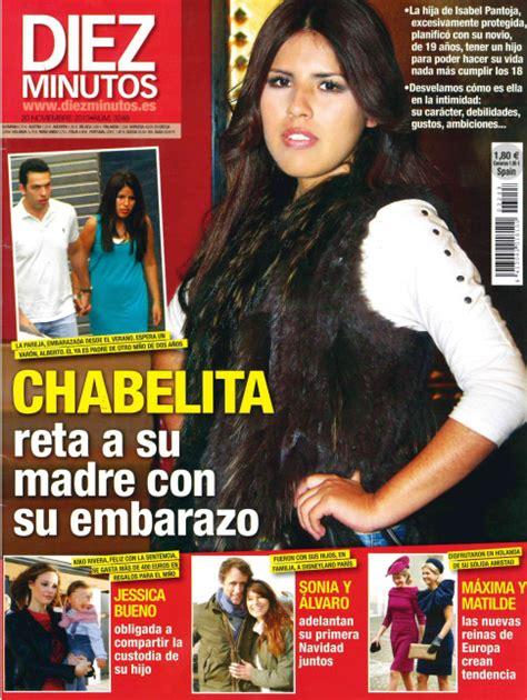 Chabelita espera un varón – iRevista.es