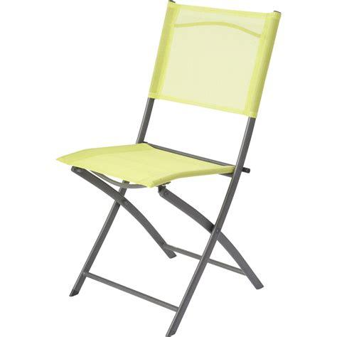 Chaise de jardin en acier Denver vert | Leroy Merlin