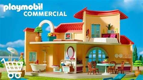 Chalet de Verano PLAYMOBIL   YouTube