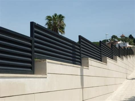 chalet | Verjas, Diseño de balcón y Vallas metálicas