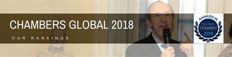 Chambers & Partners Global 2018   Our rankings | Lupicinio ...