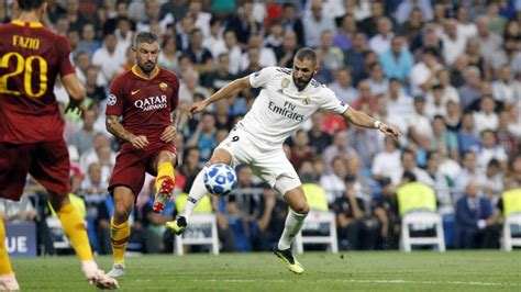 Champions 2018 19: Roma vs Real Madrid: horario, canal y ...