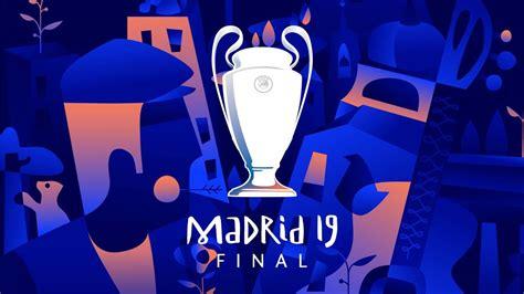 Champions League 2018/2019, il poster della finale ...