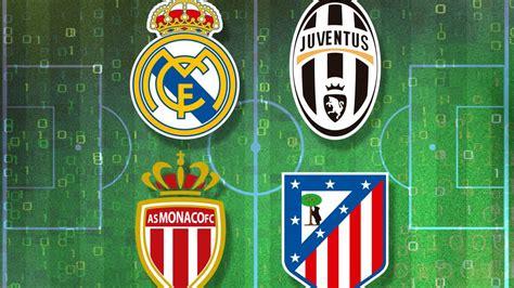 Champions League: Éstas son las estadísticas de los cuatro ...