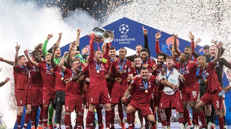 Champions League final 2019: Liverpool beat Spurs to be ...