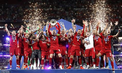 Champions League Final: Liverpool took on Spurs   Daily ...