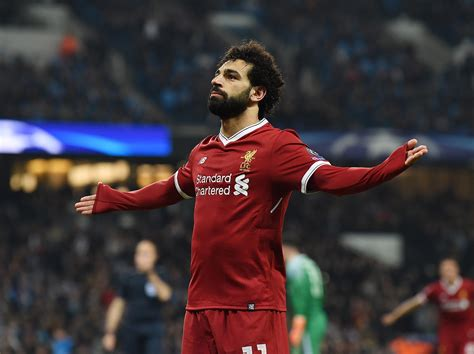 Champions League final: Mohamed Salah is at Liverpool for ...