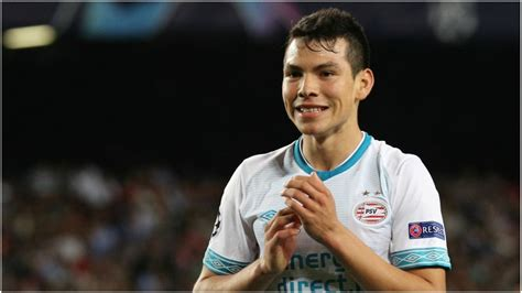 Champions League: Hirving Lozano didn t hide against ...
