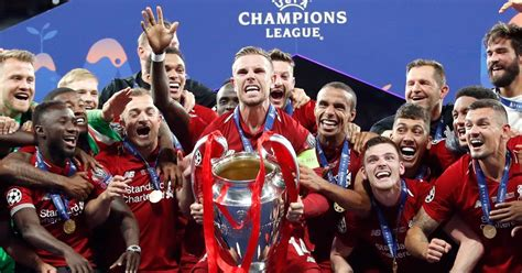 Champions League pots for 2019/20 after Liverpool victory ...
