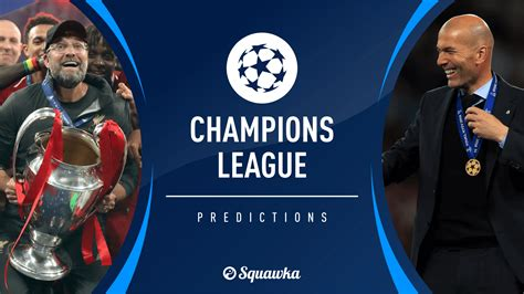 Champions League predictions for all 16 games as 2019/20 ...