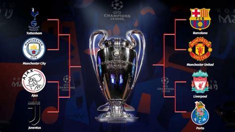 Champions League: se sortearon los choques de cuartos de ...