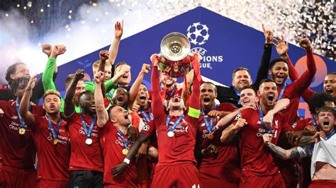 Champions League seeds confirmed for 2019 20