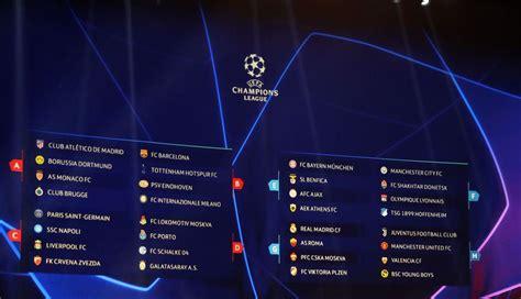 Champions League: Todos los resultados de la segunda fecha ...