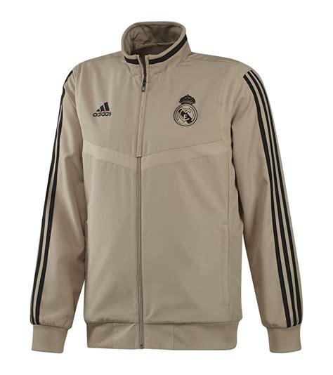Chandal Adidas Real Madrid 2019/20 Presentación Oro/Negro ...