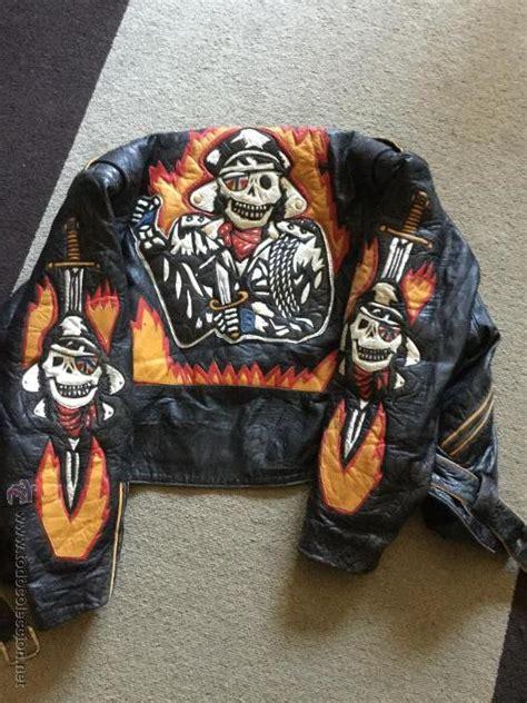 chaqueta de cuero moto, dibujos café racer, mar   Comprar ...