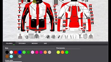 Chaqueta de Motorista de Racing Boutique. Diseñador online ...