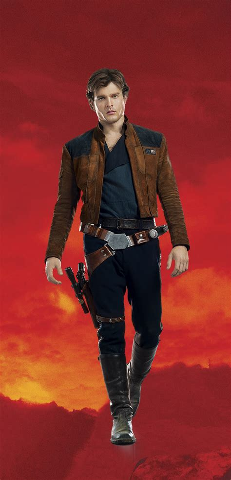 Characters of SOLO A Star Wars Story – Transparent ...