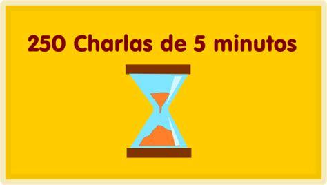 Charlas de Seguridad: 250 Charlas de 5 Minutos | HySLA