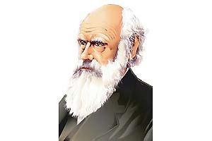 Charles Darwin Icarito