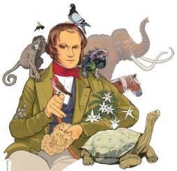 CHARLES DARWIN Y LA TEORíA DE LA EVOLUCIÓN.   Javi Segura