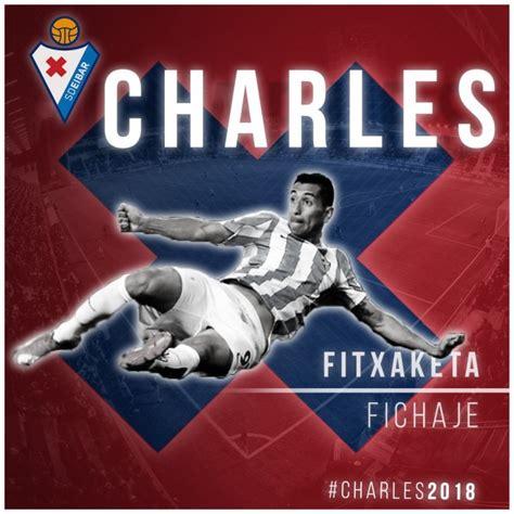 Charles, nuevo jugador de SD Eibar | SD Eibar   Web Oficial