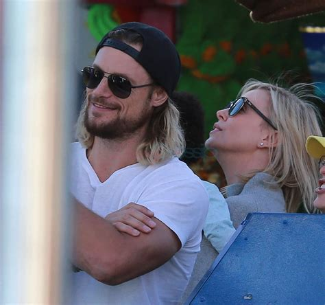 Charlize Theron and Gabriel Aubry photographed together in ...