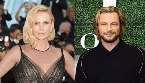 Charlize Theron Dating Gabriel Aubry, Does Halle Berry ...