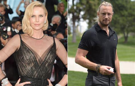 Charlize Theron em clima de romance com Gabriel Aubry, ex ...