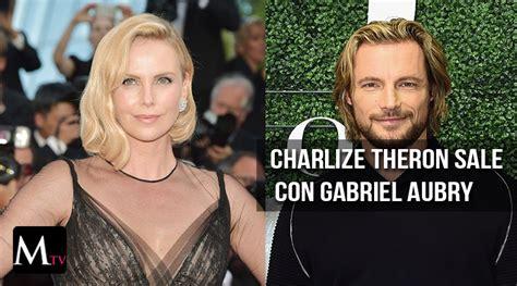 Charlize Theron sale con el ex de Halle Berry, Gabriel ...
