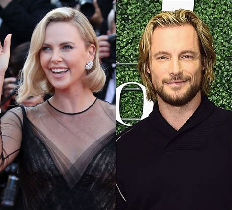Charlize Theron Sets the Record Straight on Gabriel Aubry ...