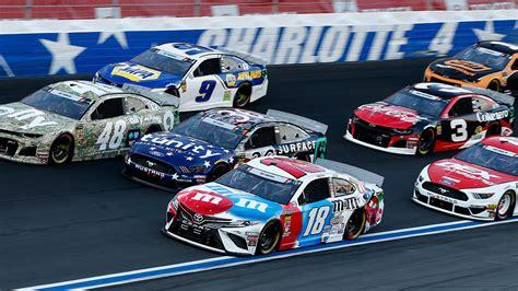 Charlotte Race Center   2020 NASCAR Coca Cola 600