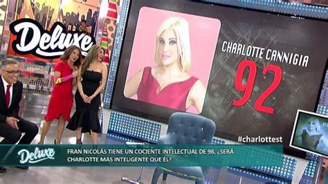 Charlotte tiene un cociente intelectual de 92, el más bajo ...