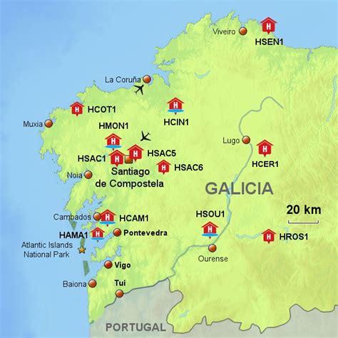 Charming hotels Galicia | Casas Cantabricas