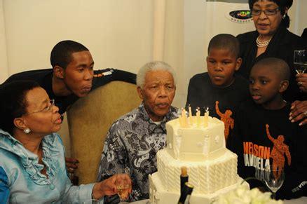 Chatter Busy: Nelson Mandela Birthday
