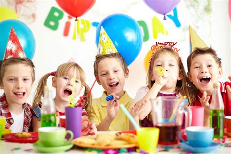 Cheap and Easy Birthday Party Ideas