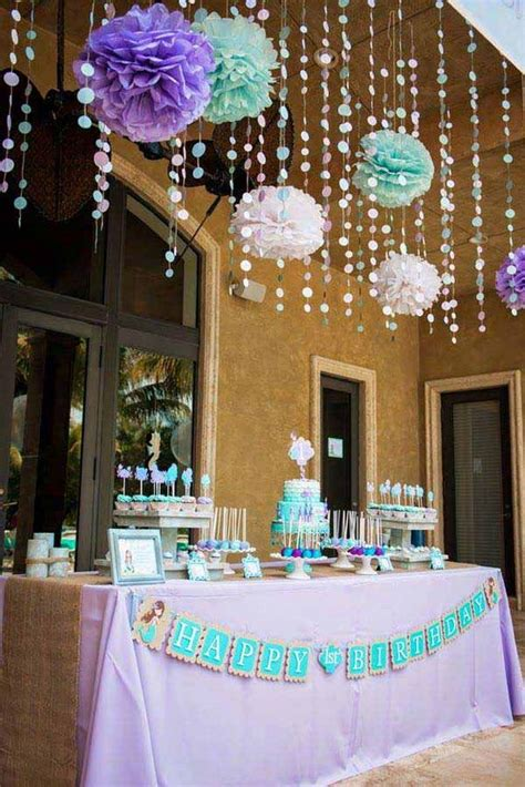 Cheap DIY Decorating Ideas for Baby Shower Party