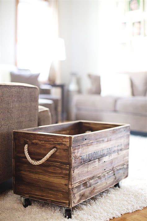 Cheap DIY Furniture Ideas #easyfurniture   Reciclar cajas ...
