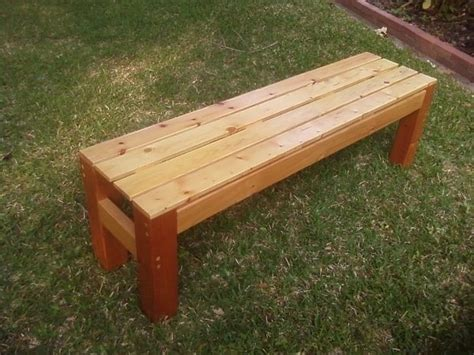 Cheap Wooden Benches   Foter