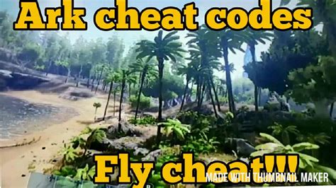Cheat codes for Ark on Xbox One   YouTube