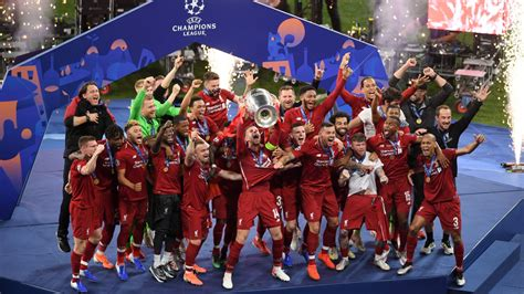 Check Out 2019 UEFA Champions League Squad Of The Season