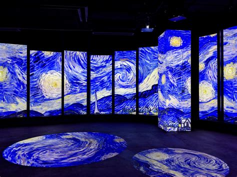 Check out the stunning multi sensory exhibition bringing ...