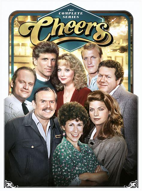 Cheers: The Complete Series [45 Discs] [DVD]   Best Buy