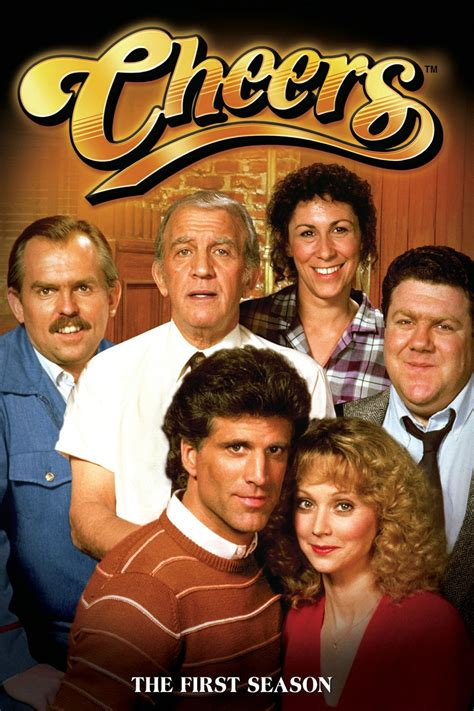 Cheers  TV Series 1982 1993    Posters — The Movie ...